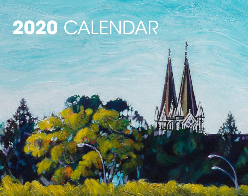 Desktop-Calendar-2020-year