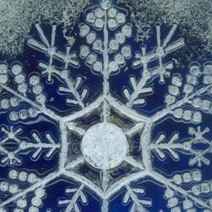 Snowflake Tags by Artist, Theresa Eisenbarth