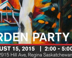 Art Events for Theresa Eisenbarth in Regina
