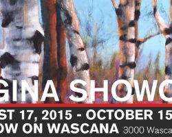 Art Events in Regina, 2015